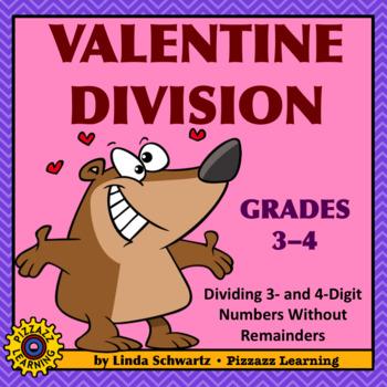 VALENTINE DIVISION • GRADES 3–4