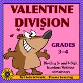 NEW! VALENTINE DIVISION • GRADES 3–4