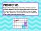 NEW  Volume, Area, & Perimeter Frozen Math Project