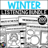 Winter Bundle, The Nutcracker, Classical Music, Christmas,