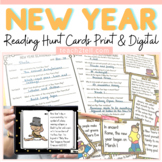 NEW YEAR'S DAY SCAVENGER HUNT