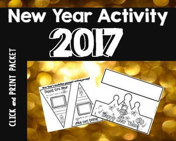 2017 New Year's activities  ~ PRINT and GO