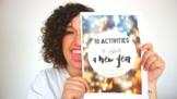 NEW YEAR ACTIVITIES ( CAT- ESP- ENG)