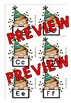 NEW YEAR ACTIVITIES KINDERGARTEN (LETTER MATCHING UPPERCASE AND LOWERCASE)