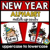NEW YEAR ACTIVITIES KINDERGARTEN (ALPHABET LETTERS MATCH U