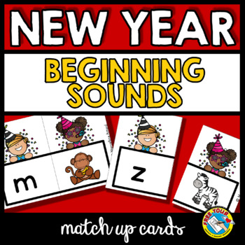 NEW YEAR 2018 ACTIVITY KINDERGARTEN (ALPHABET BEGINNING SOUNDS CENTER)