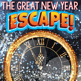 NEW YEARS 2019 Escape Room (Team Building Activities)