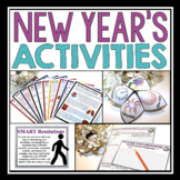 NEW YEAR'S 2019 ACTIVITY BUNDLE