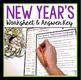 NEW YEARS: FIGURATIVE LANGUAGE
