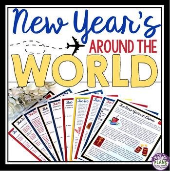 NEW YEARS: NEW YEARS AROUND THE WORLD