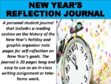 New Year's Reflection Journal