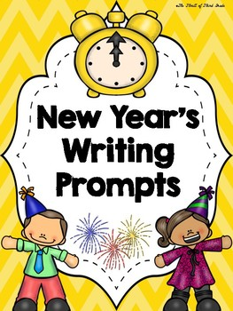 NEW YEAR'S WRITING--New Year's Resolution & Goals--Best Th