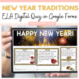 NEW YEAR TRADITIONS ELA DIGITAL REVIEW: GOOGLE DRIVE (FORM