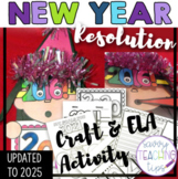 2019 NEW YEARS GOALS CRAFTIVITY AND ELA PACK
