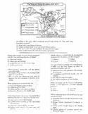 Global History - Multiple Choice Regents Questions Quiz (Unit 11 of 40)