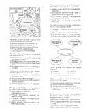 Global History - Multiple Choice Regents Questions Quiz (Unit 30 of 40)