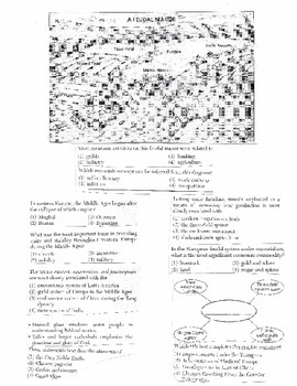 Global History - Multiple Choice Regents Questions Quiz (Unit 9 of 40)
