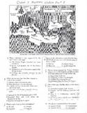 Global History - Multiple Choice Quiz - 9th grade (1st sem) Final (Units 6-10)