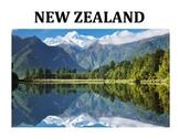 NEW ZEALAND UNIT (GRADES 4 - 8)