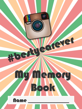 NEW  #bestyearever  End of the Year MEMORY BOOK  #just4thisgeneration