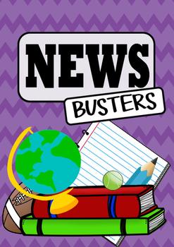 NEWSBUSTERS Scaffolded Notetaking