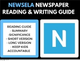 CURRENT EVENT NEWSELA READING & WRITING GUIDE