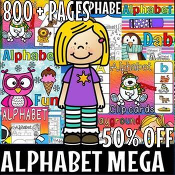NEWSFLASH -ALPHABET MEGA BUNDLE ON SALE