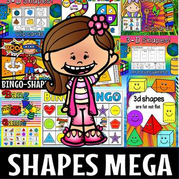 NEWSFLASH -SHAPES MEGA PACK (50% off)