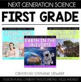 NEXT GENERATION SCIENCE | 1st GRADE
