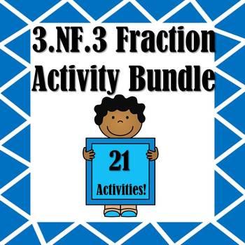 NF.3. Fraction Acitivity Bundle
