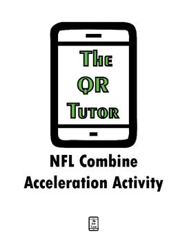 NFL Combine Acceleration Lab Activity