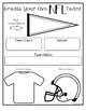 NFL Football Activity Pack