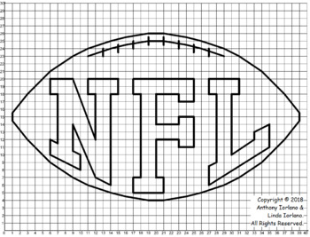 NFL Football Mystery Picture