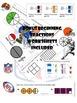NFL Math-Fractions, Decimals and Percents