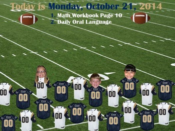 NFL St. Louis Rams Football Morning Attendance