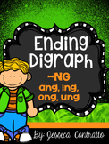 NG Digraph NO PREP Printables