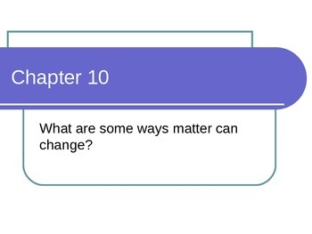 NG Science (4th grade) Ch. 10 powerpoint