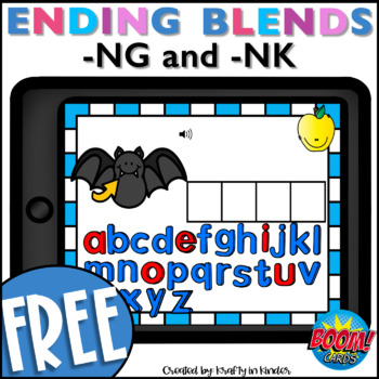 NG and NK Ending Blends