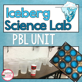 NGSS 2-ESS2-3  Iceberg Experiment PBL