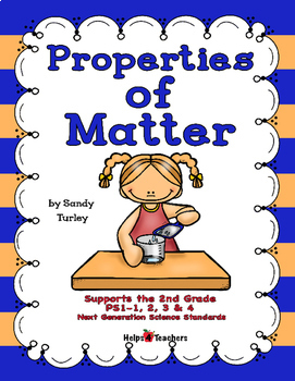 NGSS 2-PS-1-4: Properties of Matter