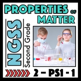 NGSS 2-PS1-1 Properties of Matter