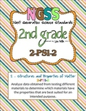 NGSS 2-PS1-2 Materials Best Suited For An Intended Purpose