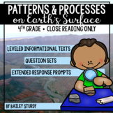 NGSS 4th Grade Earth Science Close Reading