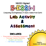 NGSS 5-ESS1-1 Lab Activity and Assessment