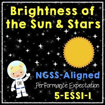 NGSS 5-ESS1-1 5th Grade Brightness of Stars