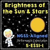 NGSS 5-ESS1-1 5th Grade Brightness of Stars
