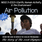 NGSS 5-ESS3-1 Earth, Human Activity, & the Environment: Ai