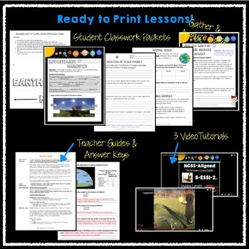 NGSS 5th Grade Space GROWING BUNDLE