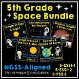 NGSS 5th Grade Space Bundle