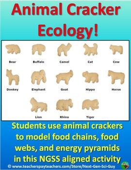 NGSS Aligned: Animal Cracker Ecology